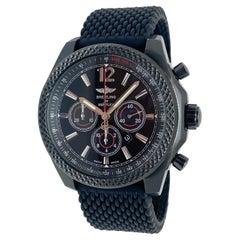 Men's Breitling for Bentley Barnato 42 Midnight Carbon M41390 2012