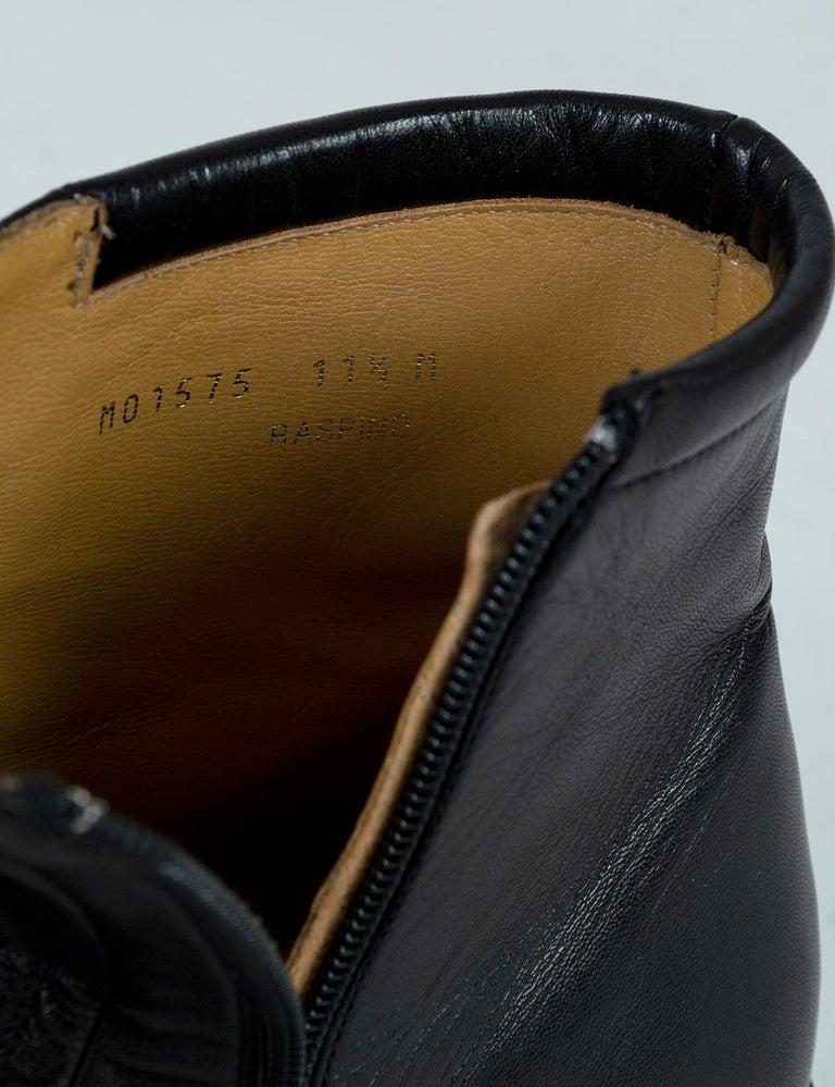 Men's Bruno Magli Raspino Leather Chelsea Boot, 21st Century For Sale 5