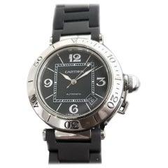 Mens Cartier Pasha Seatimer Ref 2790 Automatic 2000s Swiss Luxury LV719