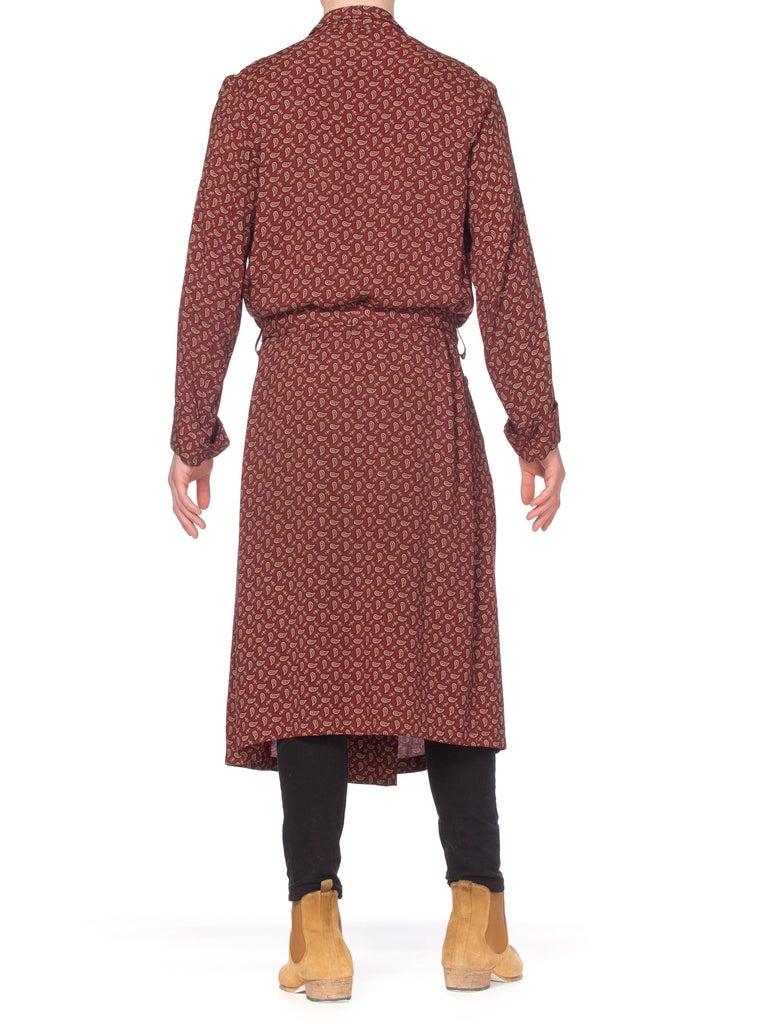 56265982e3 Mens Christian Dior Silk Robe For Sale at 1stdibs