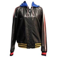 MENS DESIGNER Gucci Leather Jacket