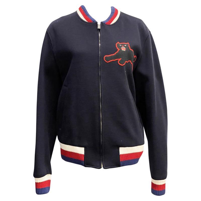 MENS DESIGNER Gucci Panther Jacket