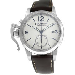 Mens Graham Chronofighter 1965 2CXAS.S02A.L17S Automatic Watch