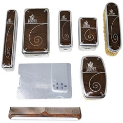 Men's Grooming Set Mid-Century Modern