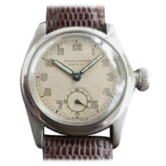 Men's Midsize Rolex Oyster Royal Ref.2280 Hand-Wind, circa 1940s Vintage MA195
