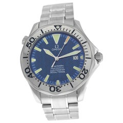 Men's Omega Seamaster 2255.80 Stainless Steel Automatic Watch