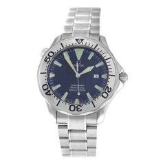 Men's Omega Seamaster 2265.80 Stainless Steel Date Quartz Watch