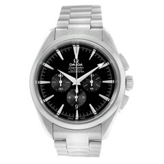 Men's Omega Seamaster Aqua Terra 2512.50 Steel Automatic Watch