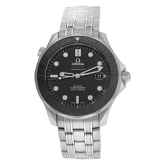 Men's Omega Seamaster Diver 212.30.41.20.01.003 Coaxial Automatic Watch