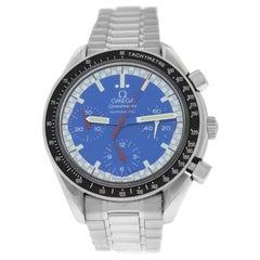 Men's Omega Speedmaster 3510.80 Steel Chronograph Automatic Watch
