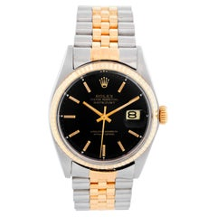 Men's Rolex Datejust 2-Tone Watch 1601