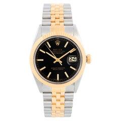 Men's Rolex Datejust 2-Tone Watch 16013