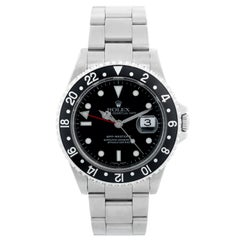 Men's Rolex GMT-Master II Watch 16710