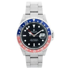 Men's Rolex GMT-Master II Watch 16710
