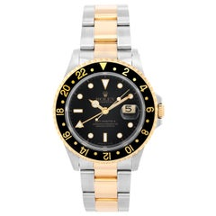 Men's Rolex GMT-Master II Watch 16713