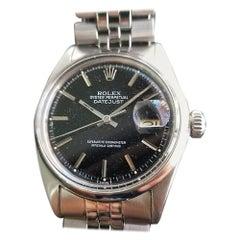 Men's Rolex Oyster Datejust Ref.1601 Automatic, c.1960s Swiss Vitnage RA131