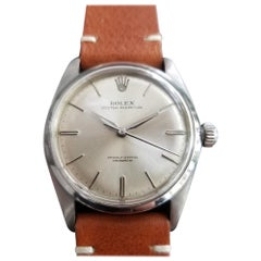 Men's Rolex Oyster Perpetual 6564 Automatic Dress Watch, circa 1950s MA192TAN