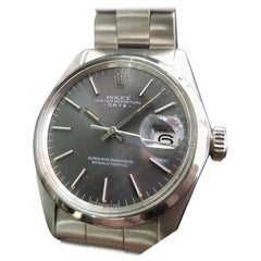Men's Rolex Oyster Perpetual Date Ref.1500 Automatic, c.1970s Vintage RA110