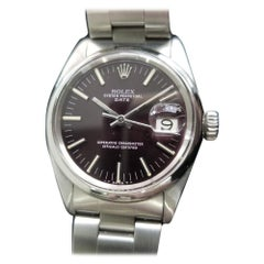 Mens Rolex Oyster Perpetual Date Ref.1501 Automatic c.1960s Vintage RA111