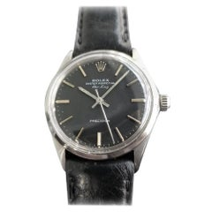 Mens Rolex Oyster Perpetual Ref.5500 Automatic, c.1970s Swiss RA124BLK
