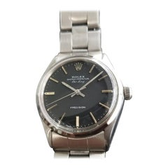 Mens Rolex Oyster Perpetual Ref.5500 Automatic, c.1970s Vintage RA124