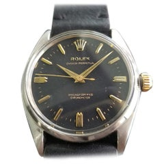 Men's Rolex Oyster Perpetual Ref.6564 Automatic, c.1950s Swiss Vintage RA140