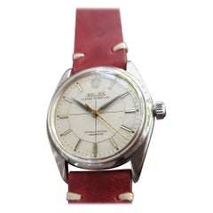 Men's Rolex Oyster Perpetual Ref.6564 Automatic, c.1950s Vintage RA139RED