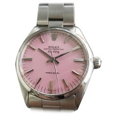 "Mens Rolex Oyster Precision 1002 ""Air-King"" Automatic, c.1970s Swiss RA118"