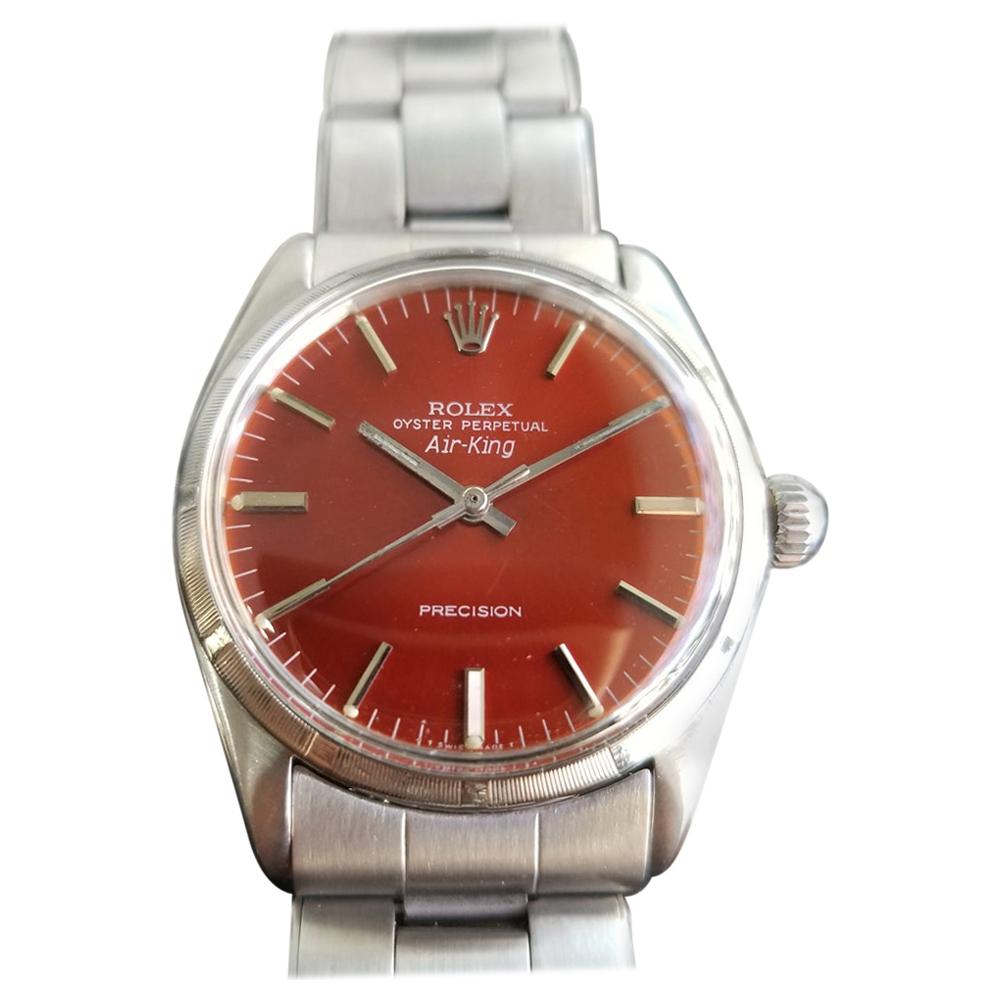 """Mens Rolex Oyster Precision 1003 """"Air-King"""" Automatic, c.1960s Swiss RA114"""