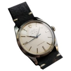 """Mens Rolex Oyster Precision 5500 """"Air-King"""" Automatic, c.1960s Swiss LV760"""