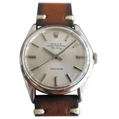 Mens Rolex Oyster Precision 5500 Air-King Automatic, c.1970s Vintage RA133