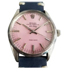 Mens Rolex Oyster Precision Ref.1002 Air-King Automatic, c.1970s RA118BLU