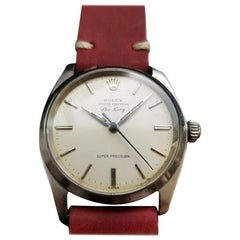"""Mens Rolex Oyster Precision Ref.5500 """"Air-King"""" Automatic, c.1960s LV760RED"""