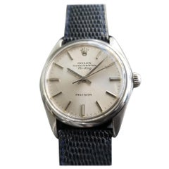 Mens Rolex Oyster Precision Ref.5500 Air-King Automatic, c.1970s RA133BLK
