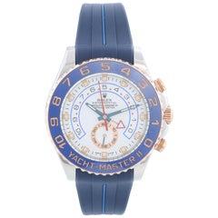 Men's Rolex Yacht-Master II Regatta Rose Gold Watch 116681