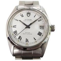 Mens Tudor Prince Oysterdate 74000 Automatic Dress Watch, circa 1980s MA191