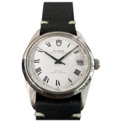 Men's Tudor Prince Oysterdate 74000 Automatic Dress Watch, circa 1980s MA191BLK