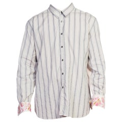 Men's Victorian Printed Paul Swith French Shirt