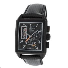 Men's Zenith El Primero Port Royal Open T Concept Watch