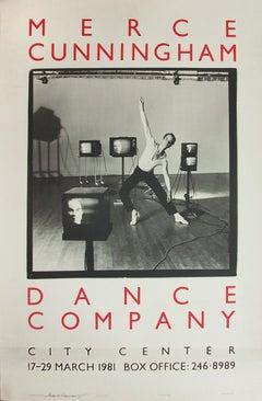 """Merce Cunningham Dance Company"" (Photograph by Terry Stevenson)"