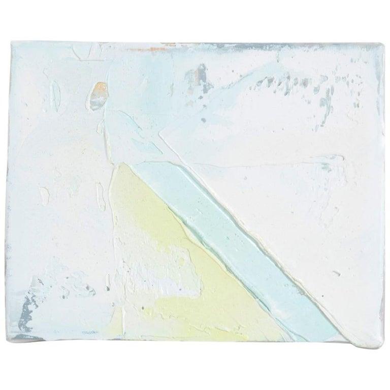 Mercedes Mangrané, Oil on Canvas, Viga V, Barcelona, 2018