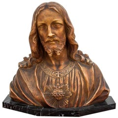 Merciful Jesus Bust, Northern Europe