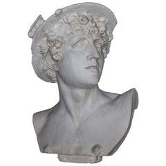 Mercurio Sculpture
