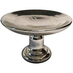 Mercury Glass Tazza