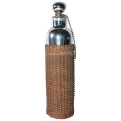 Mercury Glass Thermos Bottle