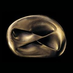 Unterirdische Schleife, Surrealist Sculpture, 20th Century Modern Art