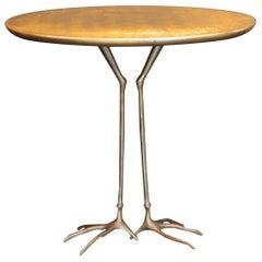 Meret Oppenheim 'Traccia' Table, Studio Simon, 1972