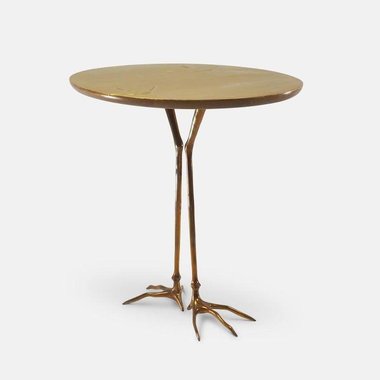 Meret Oppenheim 'Traccia' Table, Studio Simon, Italy, circa 1972 For Sale 5