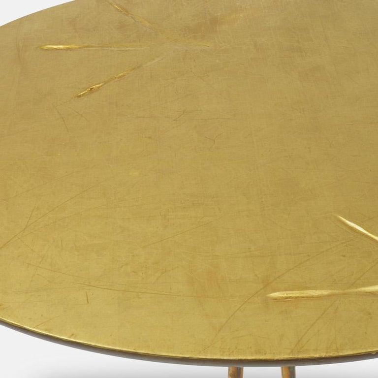 Mid-Century Modern Meret Oppenheim 'Traccia' Table, Studio Simon, Italy, circa 1972 For Sale