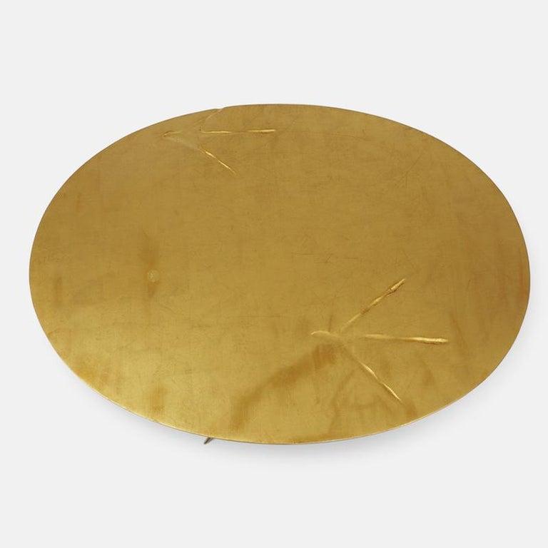 Late 20th Century Meret Oppenheim 'Traccia' Table, Studio Simon, Italy, circa 1972 For Sale